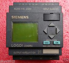 1PC Siemens LOGO! 230RC 6ED1 052-1FB00-0BA5 Free Ship