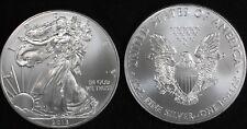 1 Silver 2013 American Eagle 1 oz. Coin - .999 fine silver American Eagles