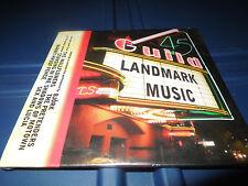 45 GUILD LANDMARK MUSIC - PROMO COMPILATION CD - WALLFLOWERS, BJORK, PRETENDERS