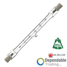 Bell 120w=150w 118mm Tube tungstène Lineaire Halogène Basse Consommation R7s
