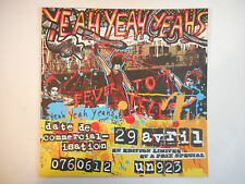 ▓ PLAN MEDIA OUVRANT ▓ YEAH YEAH YEAHS : FEVER TO TELL