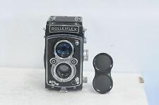 Rolleiflex ( K4A ) 3.5 MX Automat Opton-Tessar with Cap TLR Camera