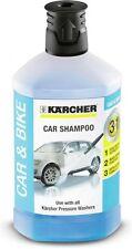 Karcher Car Shampoo Plug and Clean Detergent
