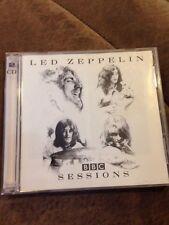 Led Zeppelin BBC Sessions 2 CD EX+ 1997 Atlantic 83061-2
