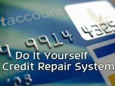 Do It Yourself Credit Repair Letters and Help Documents Personal Credit Guidance