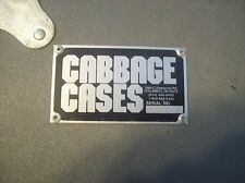 Cabbage Cases Utility Road Case 19 x 9 x 5