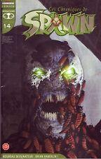 Les Chroniques de Spawn N°14 - Delcourt Comics - Septembre 2007 - TBE