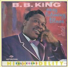 Easy Listening Blues by B.B. King (CD, Jul-2004, Ace)