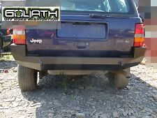 Jeep Grand Cherokee ZJ Rear Steel Custom Bumper