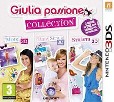 Giulia PASSIONE Collection moda + BABY SITTER + stilista 3d Nintendo 3ds importazione