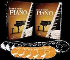 NEW~LEGACY LEARN AND & MASTER PIANO ACADEMIC HOMESCHOOL