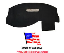 2000-2005 Dodge Neon Black Carpet Dash Cover Mat Pad DO32-5 Made in the USA