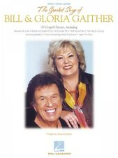 The Greatest Songs of Bill & Gloria Gaither Sheet Music Piano Vocal Gu 000306613