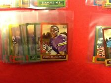 2014 Topps Chrome 1963 Mini Complete Set 1 - 45 Beckham Carr Bridgewater Bortles