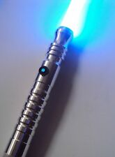 Ultrasabers Initiate V4 Lightsaber Hilt Guardian Blue with Ultraedge Blade