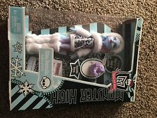 Monster High Abbey Bominable