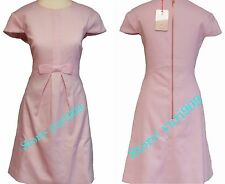 Ted Baker London Pink Embellished with Front Bow Dress Size 3 (US 8) $279
