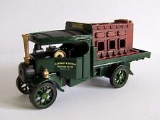 MATCHBOX YESTERYEAR FODEN STEAM LORRY ALDERSHOT & DISTRICT HAZEL Y27 CODE 3