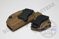 GLOCK 43 IWB Holster and Mag Carrier pouch Combo NEW from Blue Line Holsters