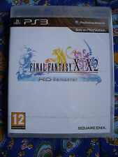 Final Fantasy X/X2  - PS3 - Nuevo - Precintado - Edicion España - Playstation 3