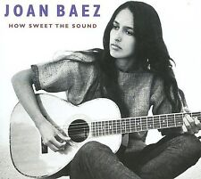 How Sweet the Sound [Digipak] by Joan Baez (Brand New American Masters CD