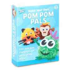 Make Your Own Pom Pom Pals With This Simple Sewing And Craft Kit