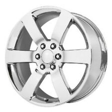 "Wheel Replicas V1166 Chevrolet Trailblazer SS 20"" 6 Lug Wheel - V1166-283246C"
