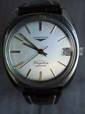 Gents Vintage Longines Flagship Automatic 17 jewel wristwatch with box