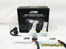 MTEC 6500K 9005 HB3 LED DRL / High Beam Kit 7200+ Lumen for Toyota Sienna 11-15