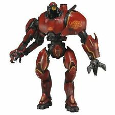 7' PACIFIC RIM JAEGER CRIMSON TYPHOON NECA ACTION FIGURE FIGURINES ROBOT TOY