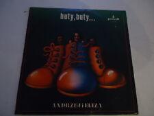 Andrzej I Eliza – Buty, Buty... - Pronit – SX 1557 - LP Vinyl