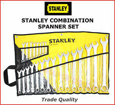 STANLEY SPANNER SET COMPREHENSIVE TRADE QUALITY TOOLS 6-32mm SPECIAL