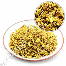 50g Organic Golden Sweet Osmanthus Fragrans Natural Dried Chinese Herbal Tea
