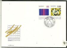 CEPT 1993/ Liechtenstein MiNr 1054/55 FDC