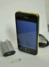 VIP Apple iPhone 4S 64GB Luxus Gold Schwarz OVP Neu iOS 9.3.5