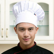 Trendy Chef Cooking Works Hat Cook Food Prep Restaurant Home Kitchen Gift NIUK
