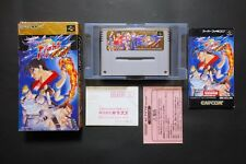 FINAL FIGHT TOUGH 3 Nintendo Super Famicom SFC Good.Condition JAPAN