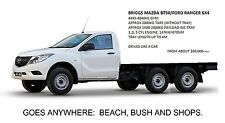 Ford, Mazda, Isuzu, Toyota 6x4 to your specs.