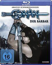CONAN, DER BARBAR (Arnold Schwarzenegger) Blu-ray Disc NEU+OVP