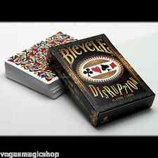 Disruption Deck Bicycle Playing Cards Poker Size USPCC Limited Edition Sealed