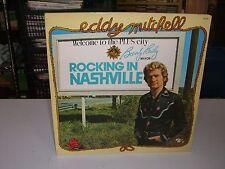 33 TOURS / LP--EDDY MITCHELL--ROCKING IN NASVILLE--1974