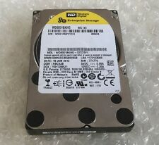 "WESTERN DIGITAL WD XE WD6001BKHG 600GB 10K 32MB SAS 2.5"" SERVER HARD DRIVE"