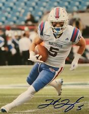 Trent Taylor Hand Signed Autographed 8x10 Photo w COA Bulldogs