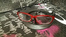 Oakley RX Speculate Brushed Garnet (Mislead Confession Emblem Junket Intercede)