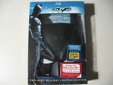 The Dark Knight (Blu-ray Disc, Batman Mask Case, 2-Disc Set) Brand New & Sealed