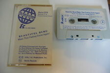 BEAUTIFUL BEND CASSETTE K7 AUDIO TAPE PROMO USA.MAKE THAT FEELING COME AGAIN.TK