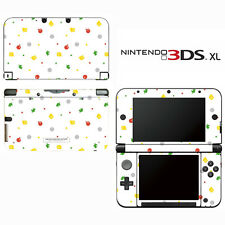 Vinyl Skin Decal Cover for Nintendo 3DS XL LL - Animal Crossing New Leaf Special