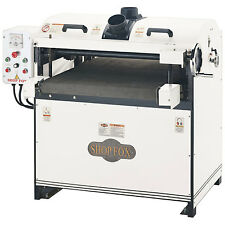 "Shop Fox W1678 Woodworking 5 HP 26"" Drum Sander"