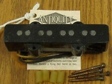 NEW Seymour Duncan Antiquity II 60s Jive for Jazz Bass PICKUP Neck Fender Relic