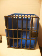 RARE kenner 1985 M.A.S.K. part piece base BOULDER HILL ORIGINAL part MASK prison